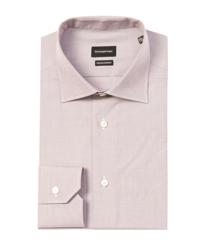 Ermenegildo Zegna Trofeo Comfort Dress Shirt In Multiple Colors