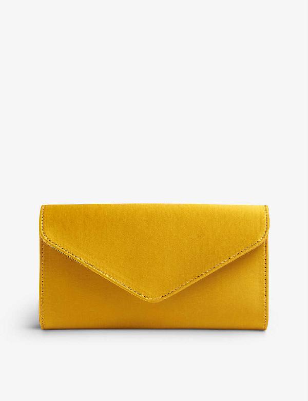 Lk Bennett Lucia Cotton-blend Clutch