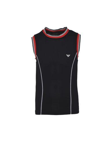 Emporio Armani Undershirts In Black