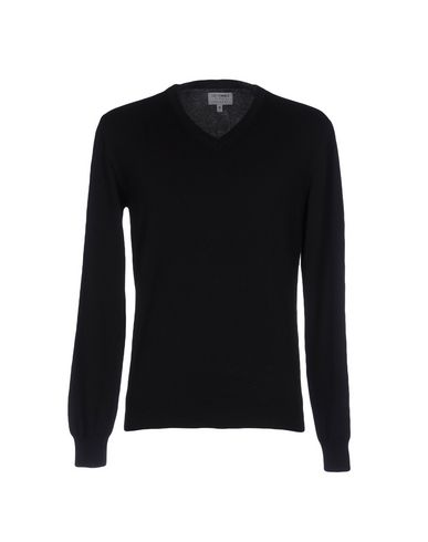Les Hommes Sweaters In Black