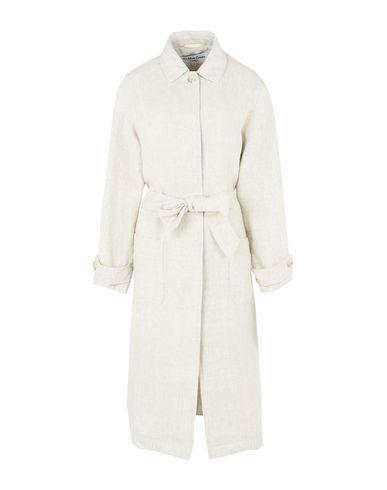 Ymc You Must Create Belted Coats In Beige