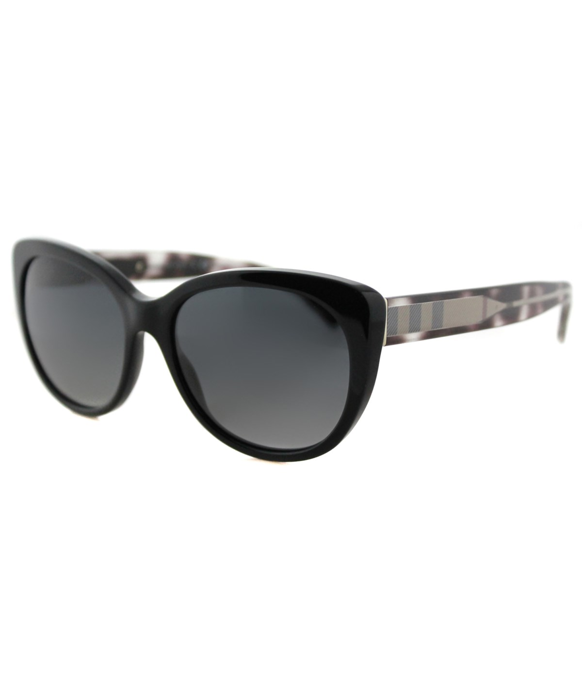 Burberry Cat-eye Plastic Sunglasses In Black