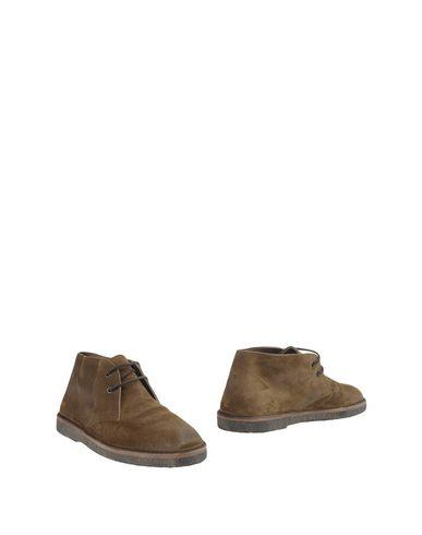 Golden Goose Ankle Boots In Khaki