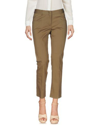 Moschino Casual Pants In Military Green