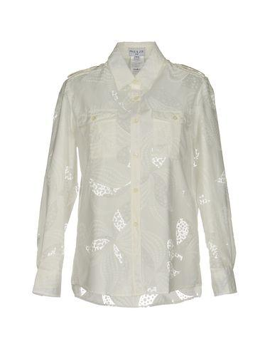 Paul & Joe Patterned Shirts & Blouses In Ivory