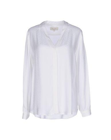 Paul & Joe Solid Color Shirts & Blouses In Ivory