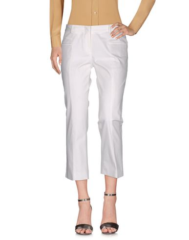 Moschino Casual Pants In White
