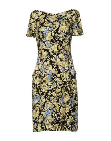 Mary Katrantzou Knee-length Dress In Light Yellow
