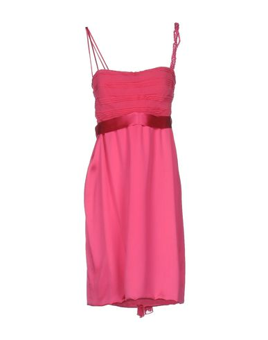 La Perla Knee-length Dress In Fuchsia