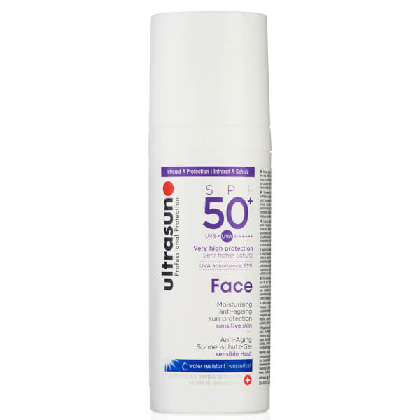 Ultrasun Face Anti-ageing Lotion Spf 50+ 50ml