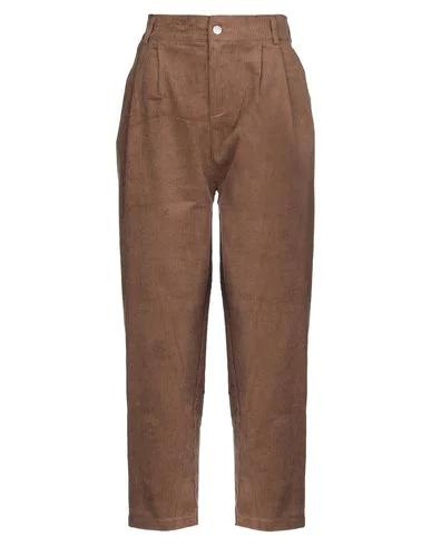 Molly Bracken Casual Pants In Camel