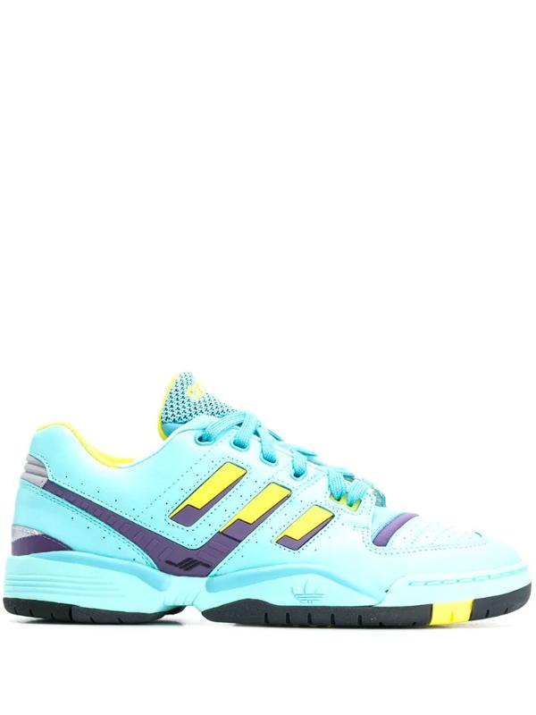 Adidas Originals Torsion Comp Trainers - Clear Aqua/light Aqua Colour: In Blue