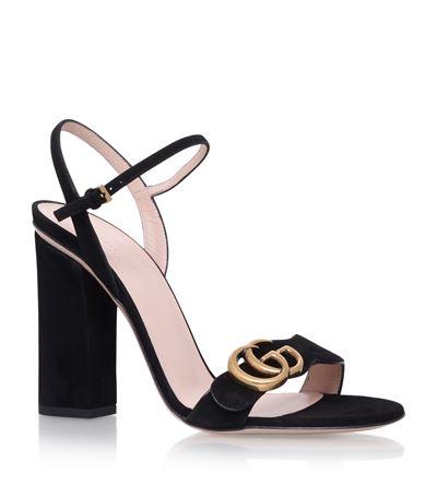 e34437459 Gucci Marmont Sandals 105 | ModeSens