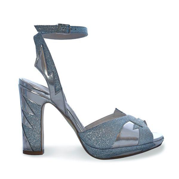 Terry De Havilland Zia Silver/something Blue