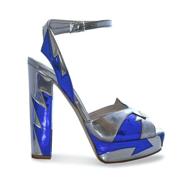 Terry De Havilland Zia Blue/silver