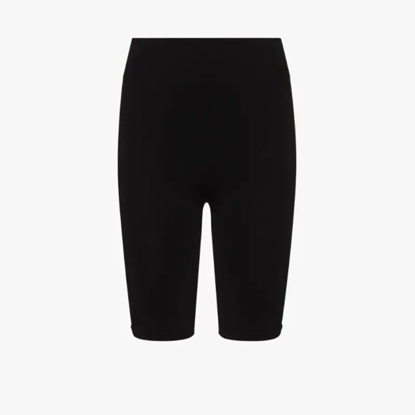 Prism² Open Minded High-rise Cycling Shorts In Black