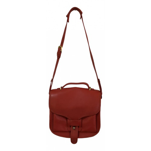 Pre-owned Opening Ceremony Red Leather Handbag