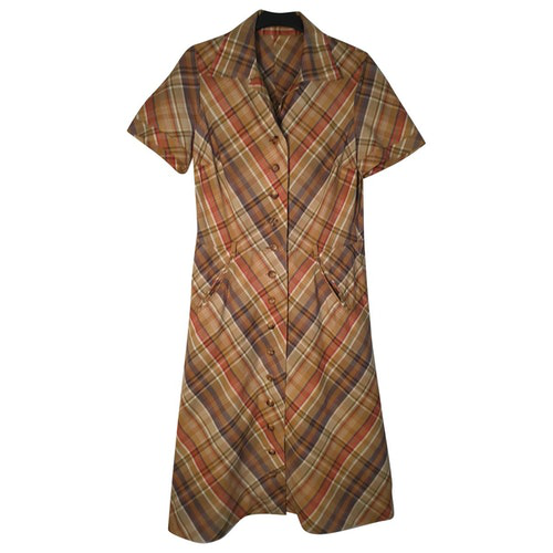 Pre-owned Bogner Multicolour Cotton Dress