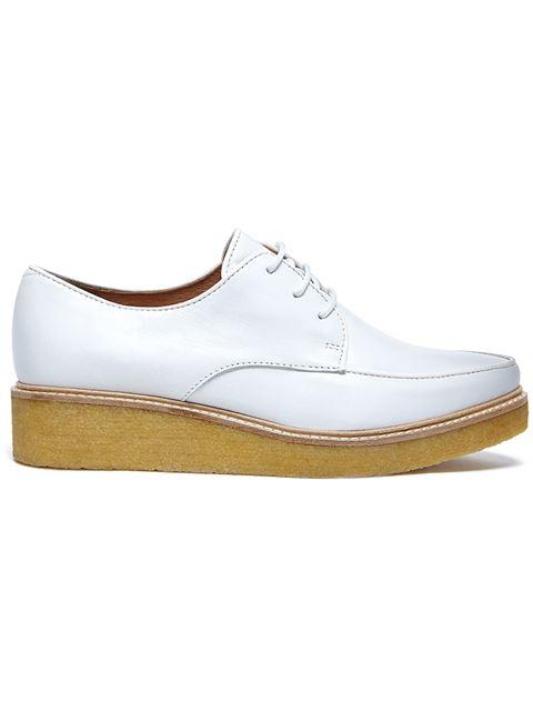 Swear 'nina 5' Derby Shoes In White