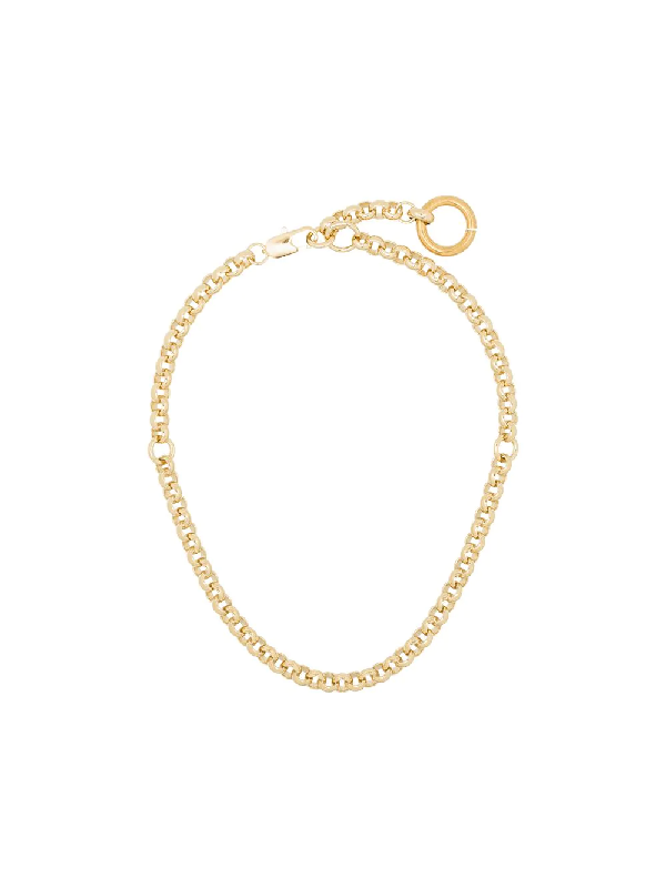 Laura Lombardi Gold-plated Rina Chain Necklace
