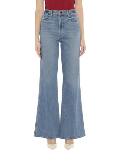 Khaite Layla Jeans In Blue