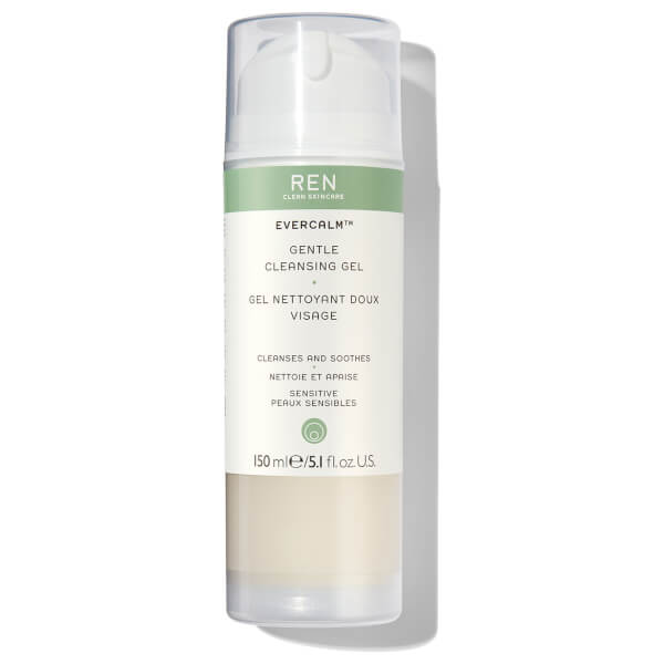Ren Clean Skincare Evercalm Gentle Cleansing Gel 150ml