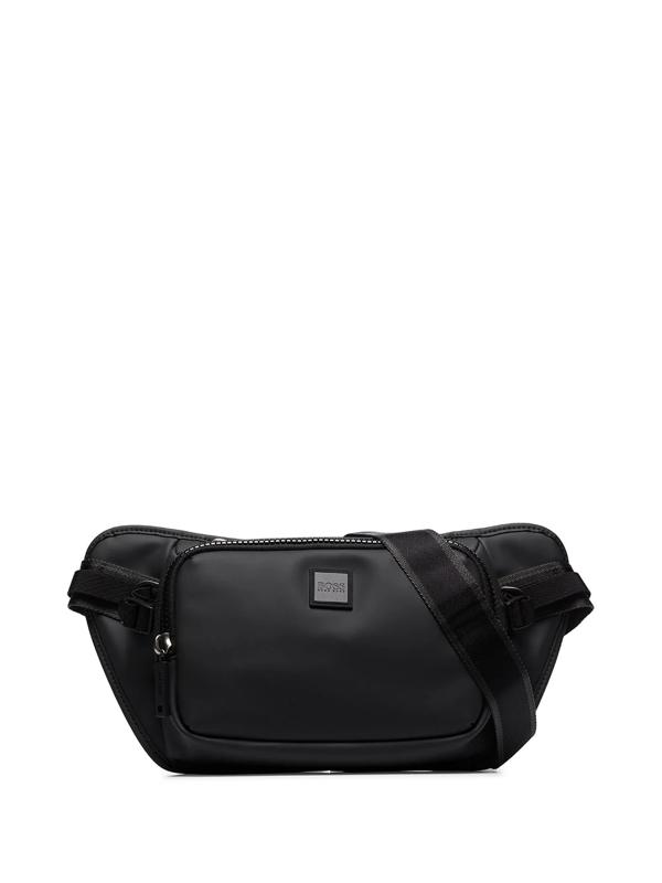 Hugo Hyper R Belt Bag In Black