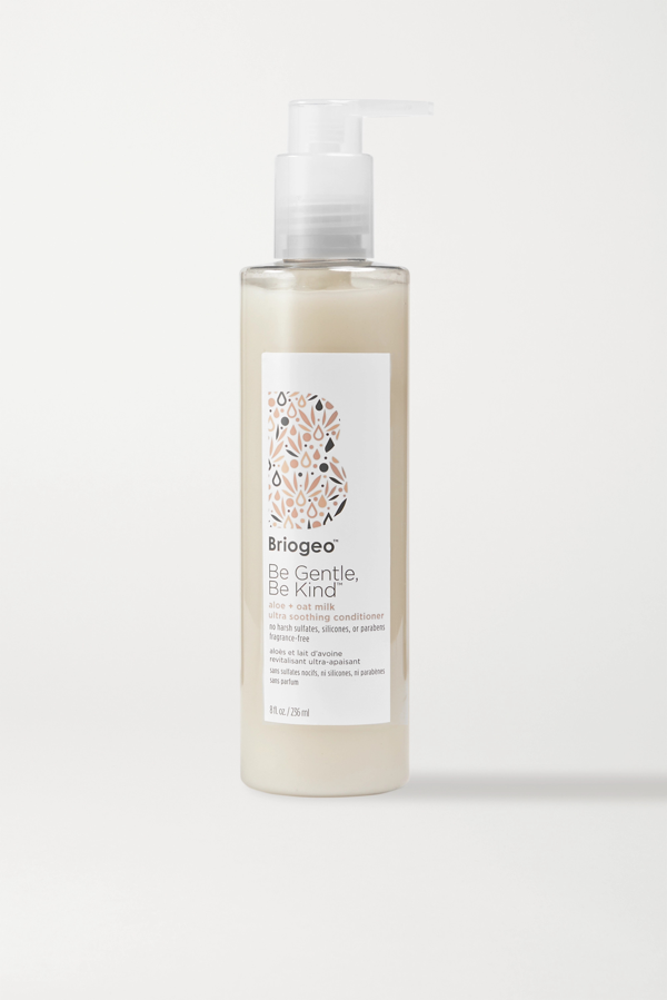 Briogeo Be Gentle, Be Kind Aloe + Oat Milk Ultra Soothing Fragrance-free Hypoallergenic Conditioner 8.0 oz/  In Colorless