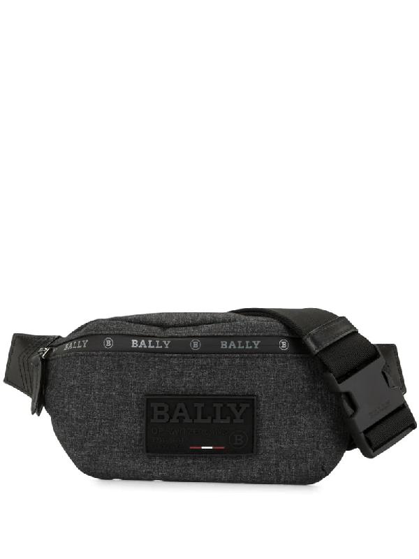Bally Redo Belt Bag In Black