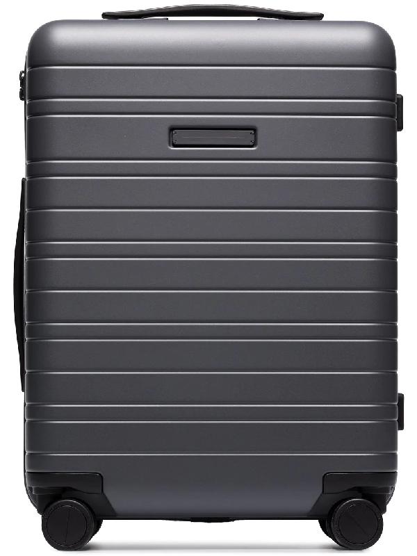 Horizn Studios Dark Grey H5 Rolling Cabin Suitcase