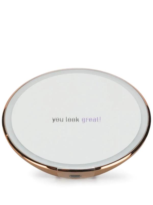 Simplehuman Sensor Mirror Compact In Gold