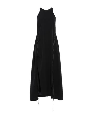 Y-3 Classic Pique Tank Dress Black