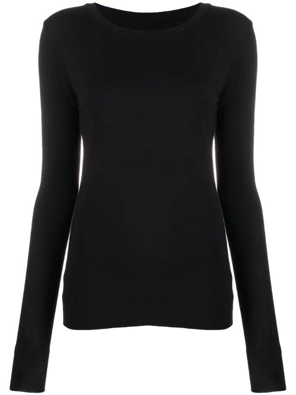 Thom Krom Longsleeve T-shirt Black