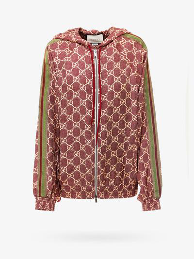 Gucci Cardigan In Pink