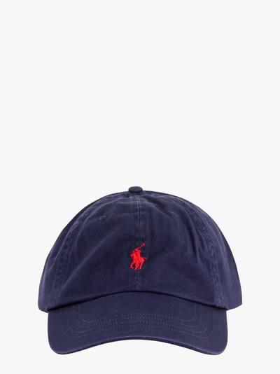 Polo Ralph Lauren Hat In Blue