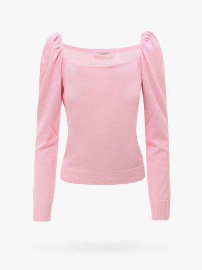 Philosophy Di Lorenzo Serafini Sweater In Pink