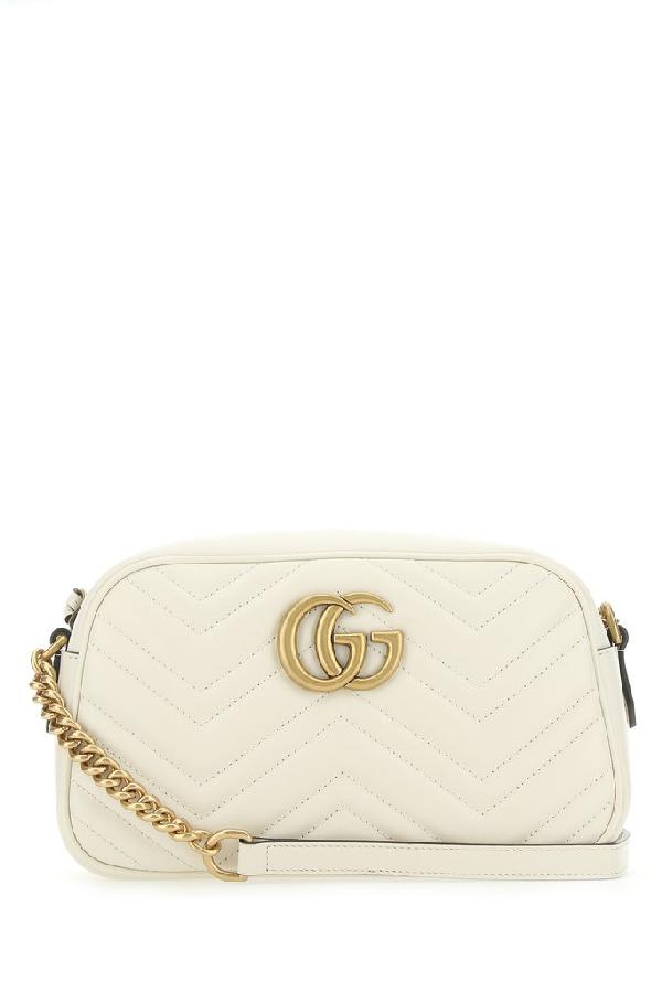 GUCCI GG Marmont Small Matelassé Shoulder Bag Review