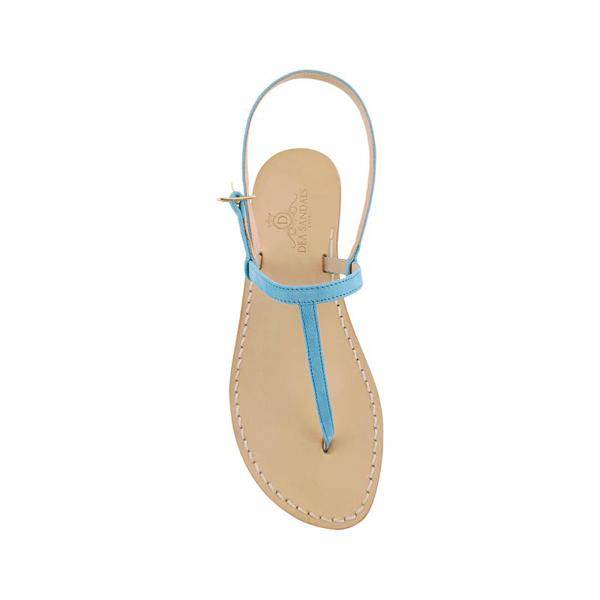 Dea Sandals Piazzetta In Light Blue