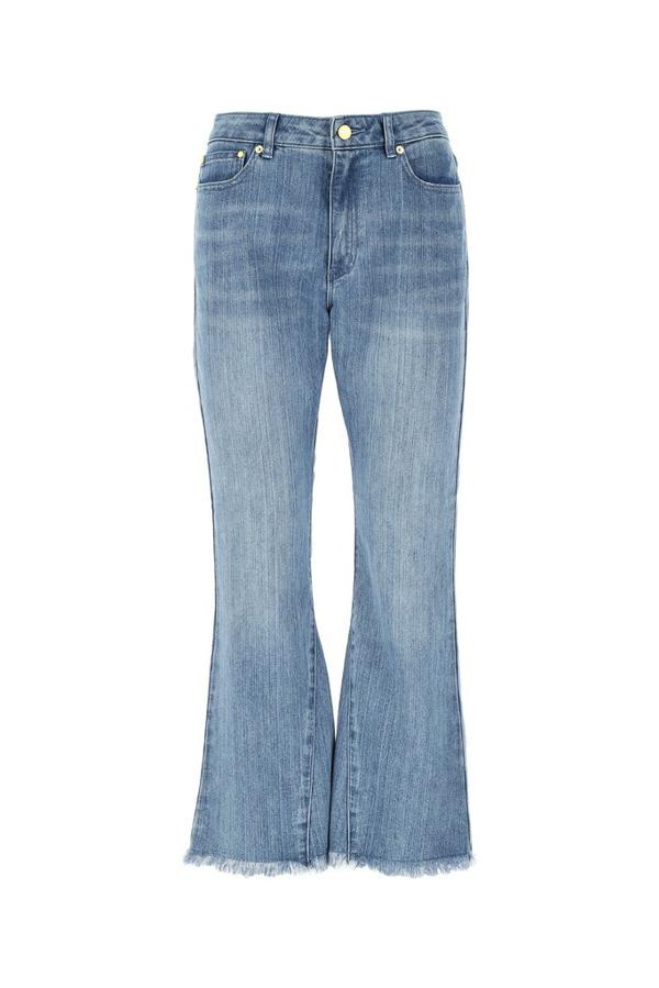 Michael Michael Kors Jeans Jeans Women  In Blue