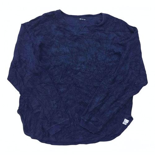 Pre-owned Y's Blue Knitwear & Sweatshirts