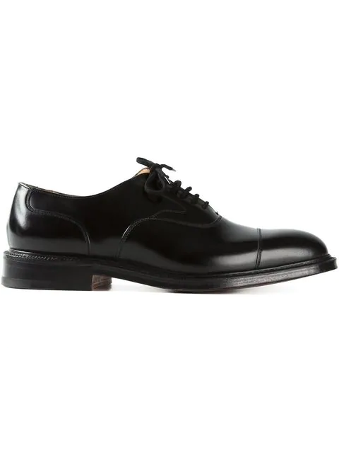 Church's Lancaster Oxford Shoes In Black