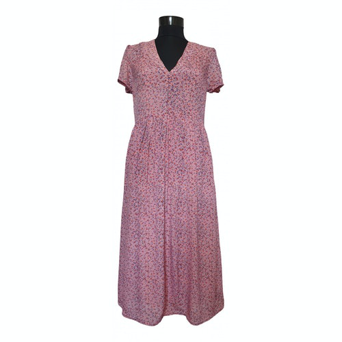 Pre-owned By Timo Pink Dress