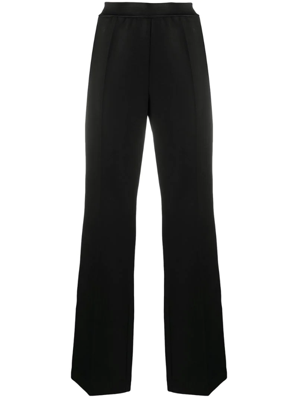 Haider Ackermann Straight Leg Tailored Trousers In Black