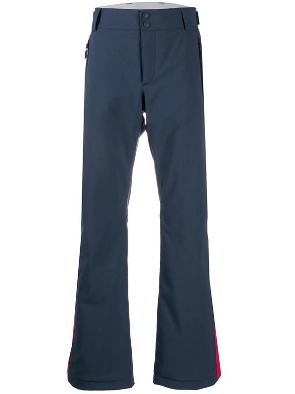 Rossignol Palmares Straight-leg Ski Bottoms In Blue