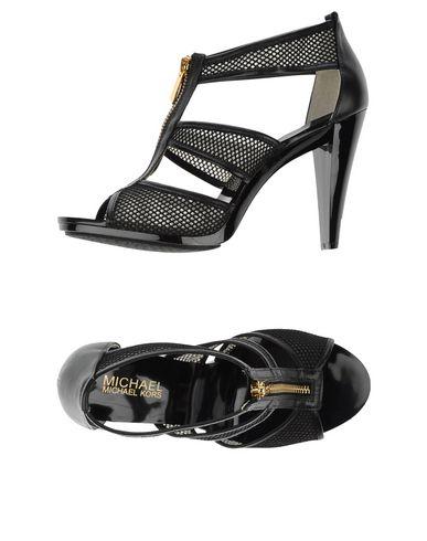 Michael Michael Kors Berkley Mesh Zip-front Sandal, Black
