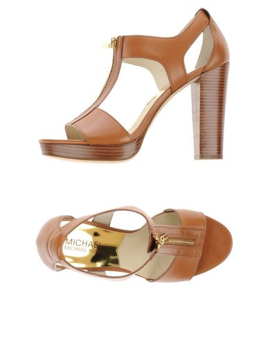 Michael Michael Kors Sandals In Brown