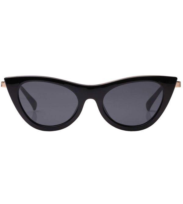 Le Specs Enchantress Sunglasses Black