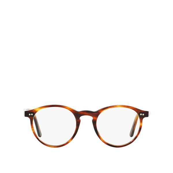 Polo Ralph Lauren ® Ph2083 Striped Havana - 5007 - 50 In Brown