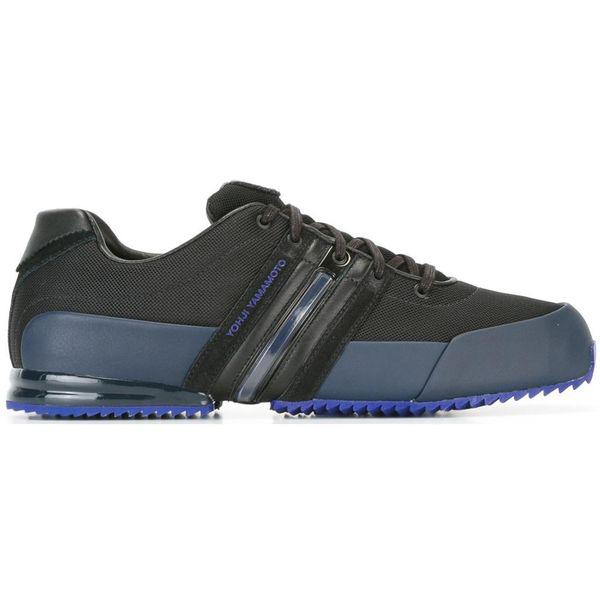 Y-3 Black/blue Sprint Trainers Colour: Black