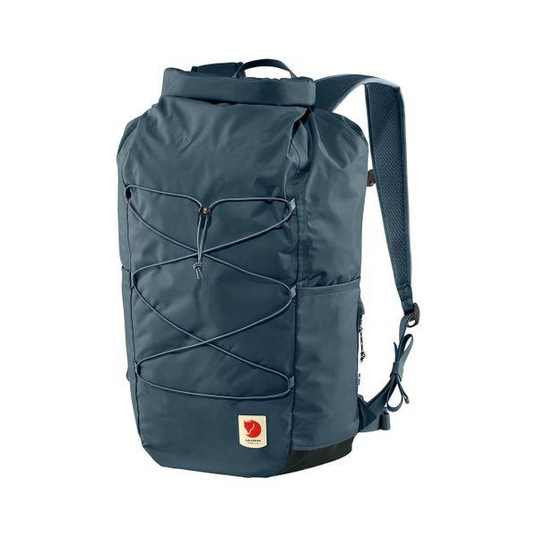 Fjall Raven Fjallraven High Coast Rolltop Backpack 26l Navy In Blue